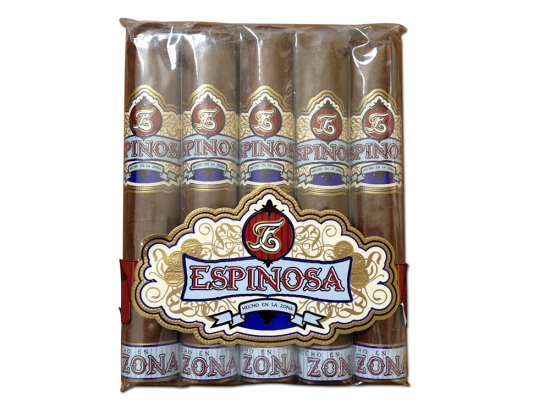 5 pack of Espinosa Habano cigars