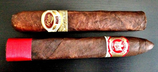 Which is better Padron or Fuente?