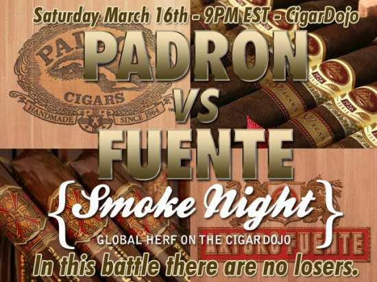 Which is a better cigar? Padron or Fuente?