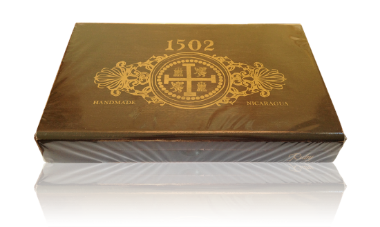 Box of 1502 Ruby robusto cigars