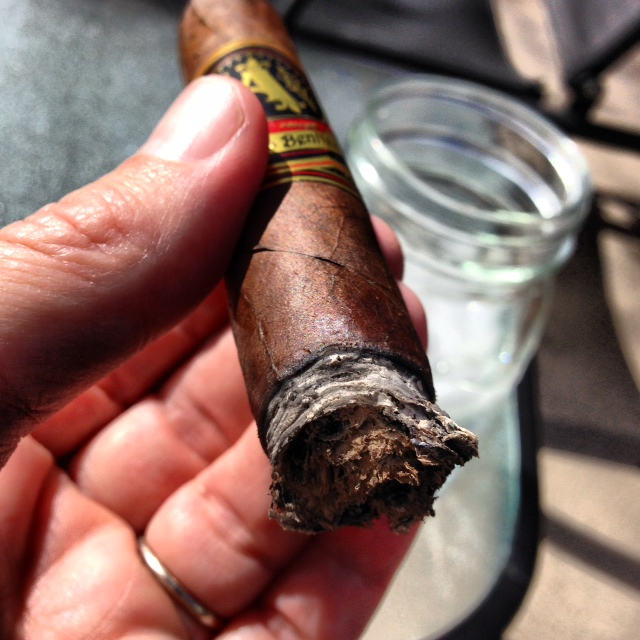 Antonio Benitez cigar review