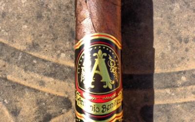 Antonio Benitez cigar rating