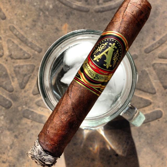 Antonio Benitez cigar review and rating