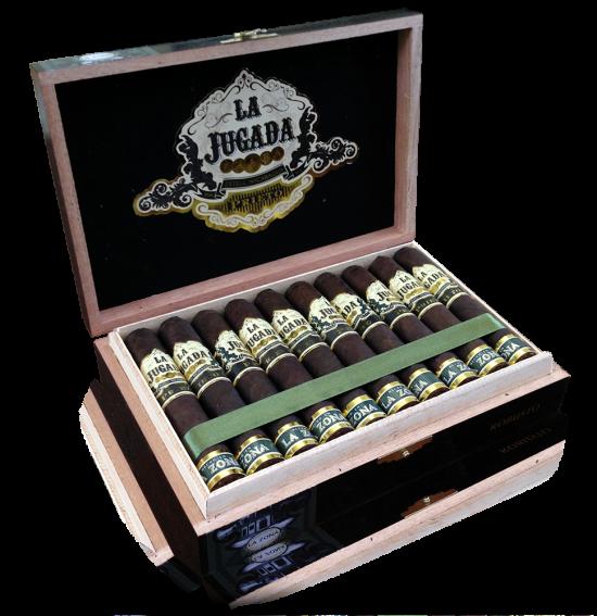 La Jugada Prieto box of cigars