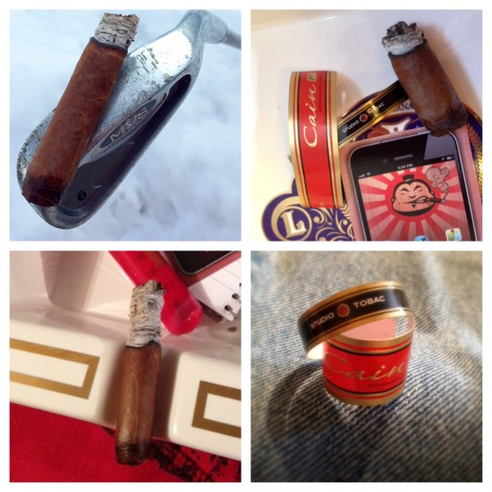 Smoking Cain F Lancero Tubo