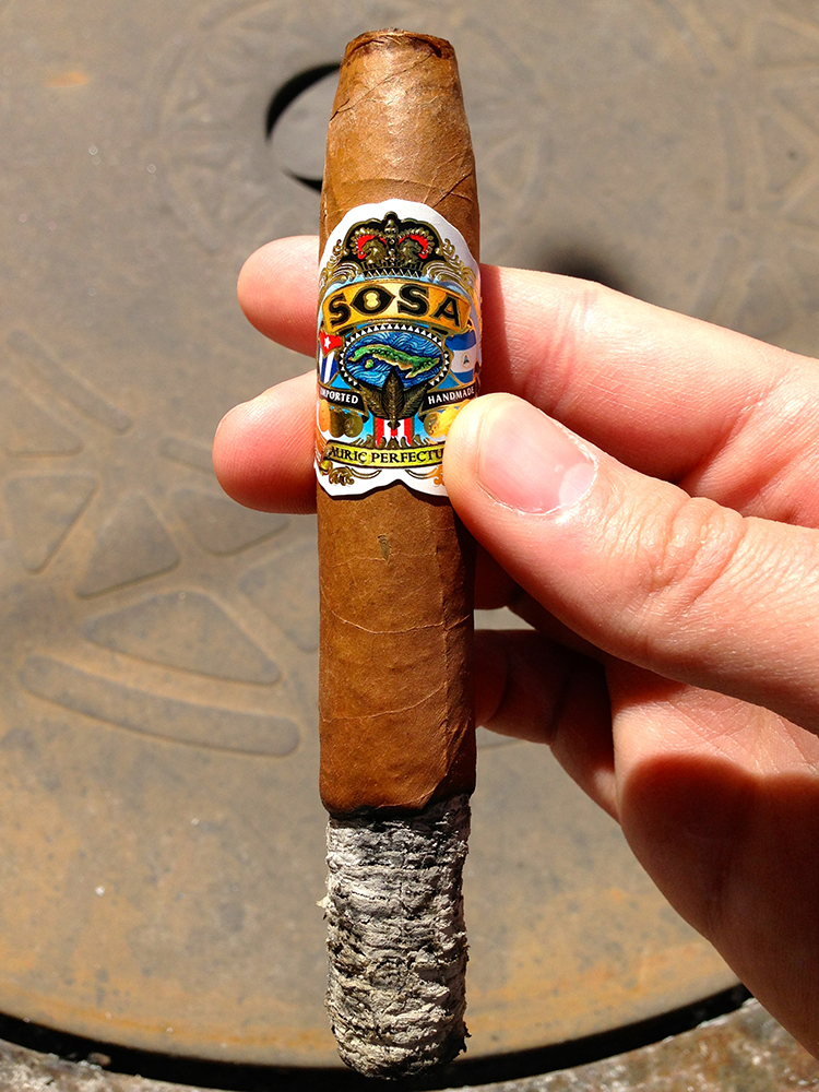 Sosa Piramide No.2 Natural cigar