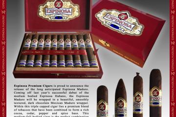 Espinosa Cigars Maduro