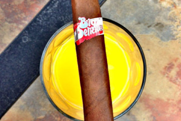 Cigar Review Room 101 Big Delicious