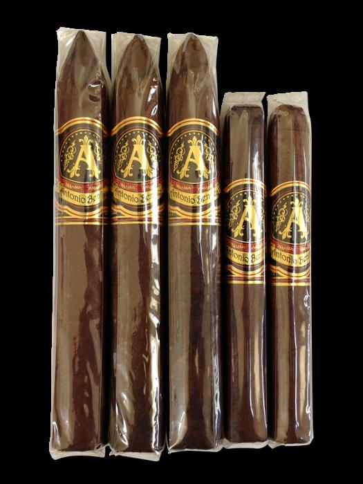 Antonio Benitez 5 pack of cigars