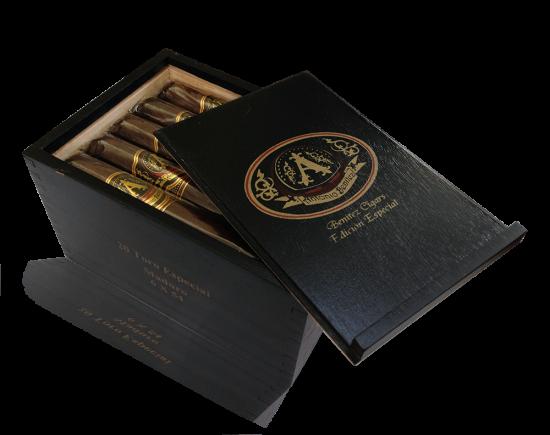 Box of Antonio Benitez cigars
