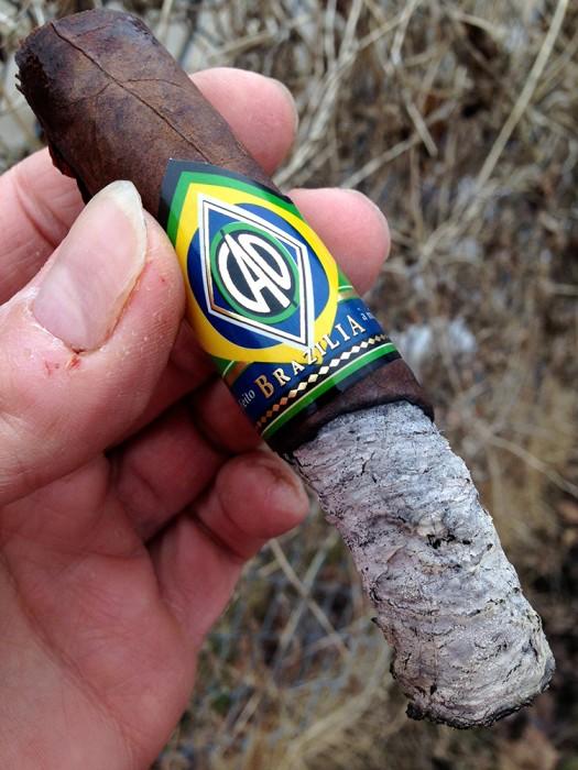CAO Brazilia Gol cigar