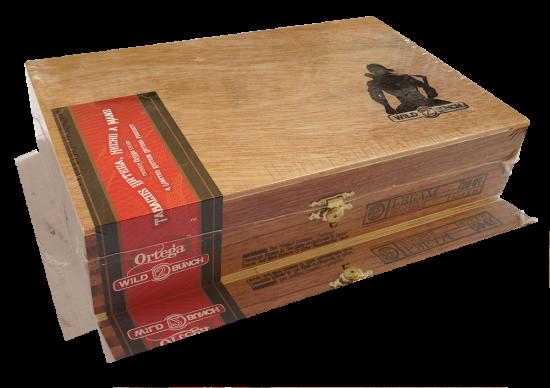 Ortega Wild Bunch Iron Mike box of cigars