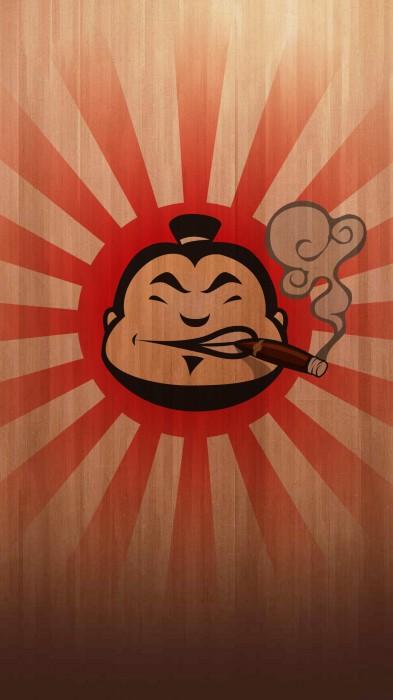 Wallpaper Cigar Dojo