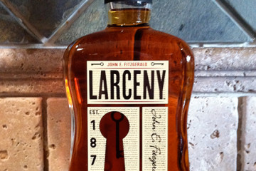Larceny small batch bourbon