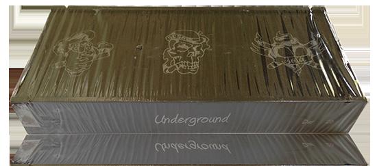 Sosa Underground robusto cigars