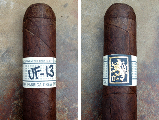 Liga Privada UF-13 Dark cigar