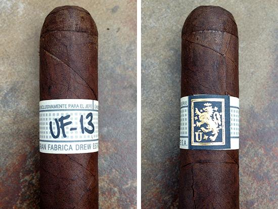 Liga Privada UF-13 Dark cigar