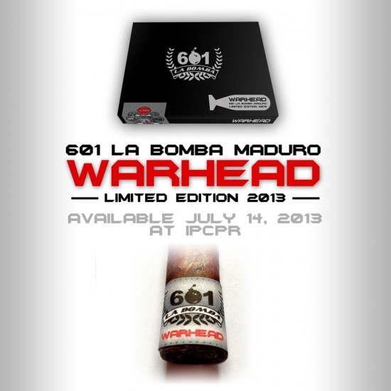 601 La Bomba Warhead
