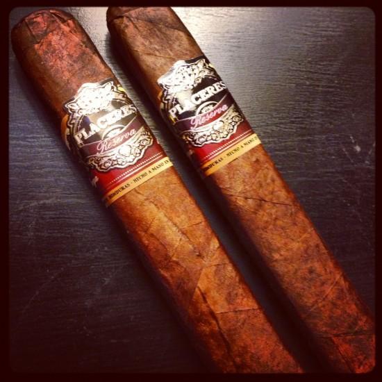 Placeres Reserva cigar