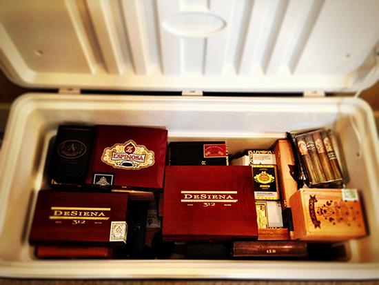Cigar Dojo cigar collectioin