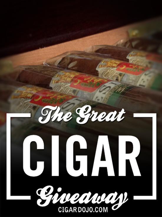 DeSiena Cigar Giveaway