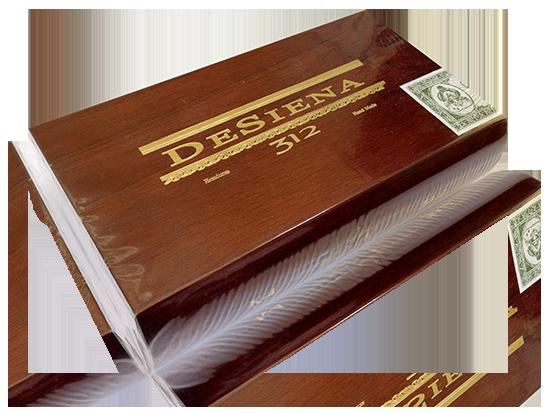 DeSiena box of robusto cigars