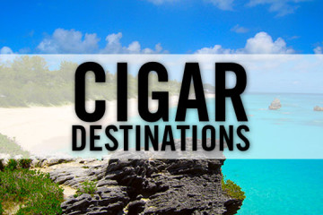 Great places to smoke a cigar