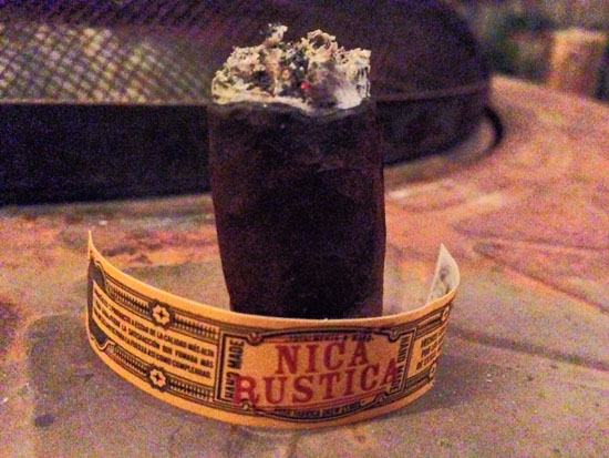 Nica Rustica cigar rating and review