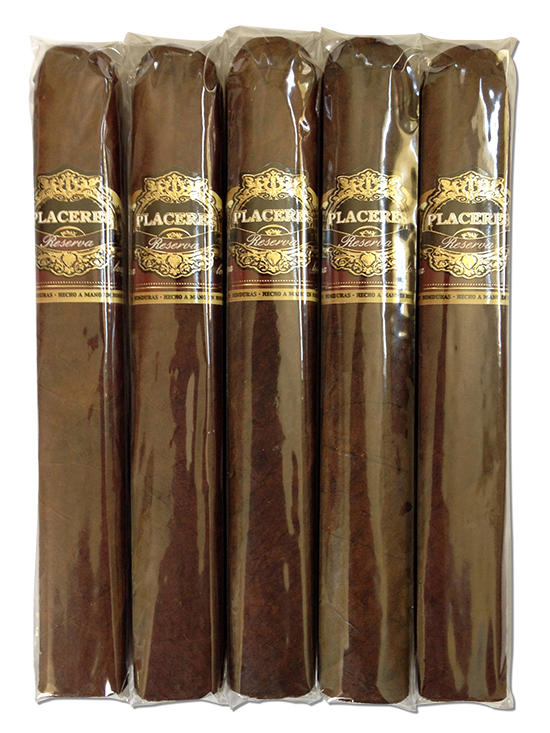 Placeres Reserva Colosos 5 pack cigars