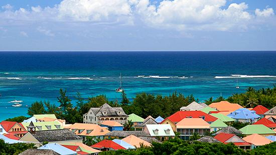 Sint. Maarten Virgin Islands cigar smoking destination