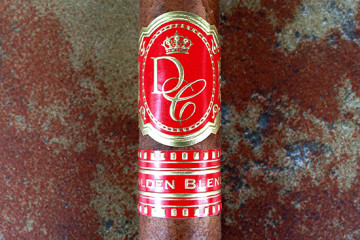 D'Crossier Golden Blend cigar review