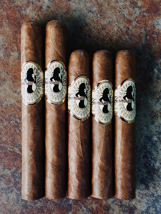 Hermosa Cigars 5 pack