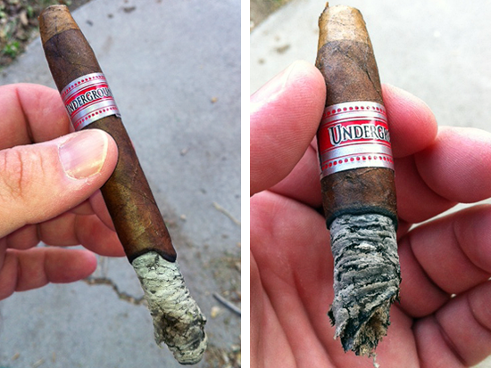 Sosa Underground Habano cigar review