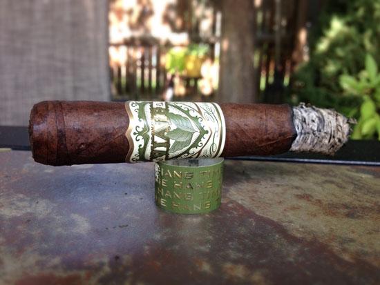 Viaje Late Harvest cigar reviews