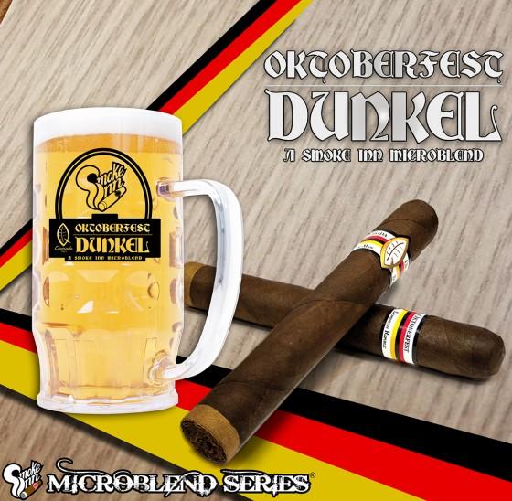 Oktoberfest Dunkel cigar from Quesada and Smoke Inn