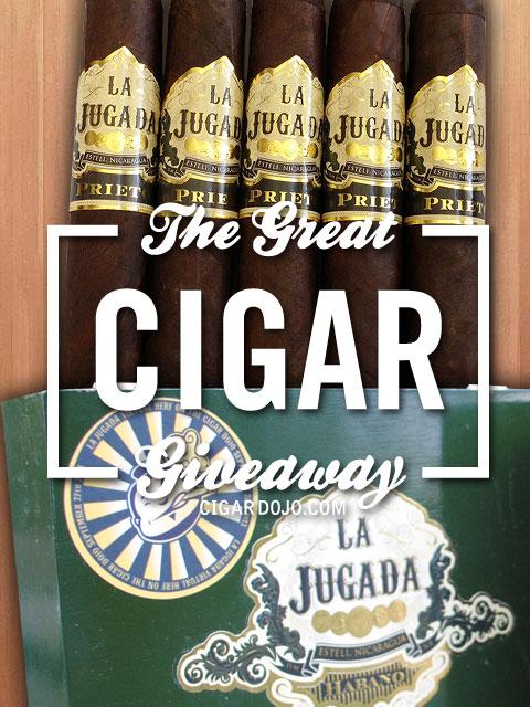La Jugada Cigars Giveaway