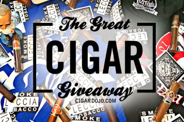 Cigar Giveaway Contest