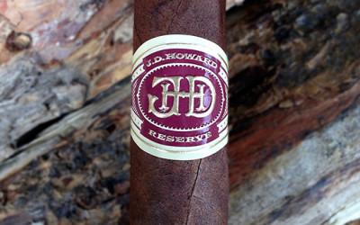 J.D. Howard Reserve cigar review