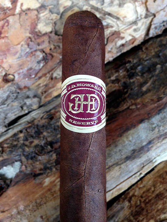 J.D. Howard Reserve cigar review