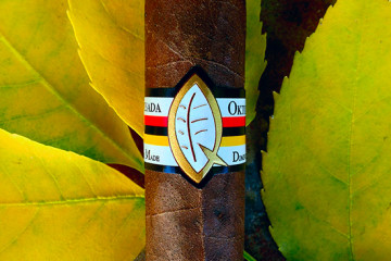 Quesada Oktoberfest Dunkel cigar review