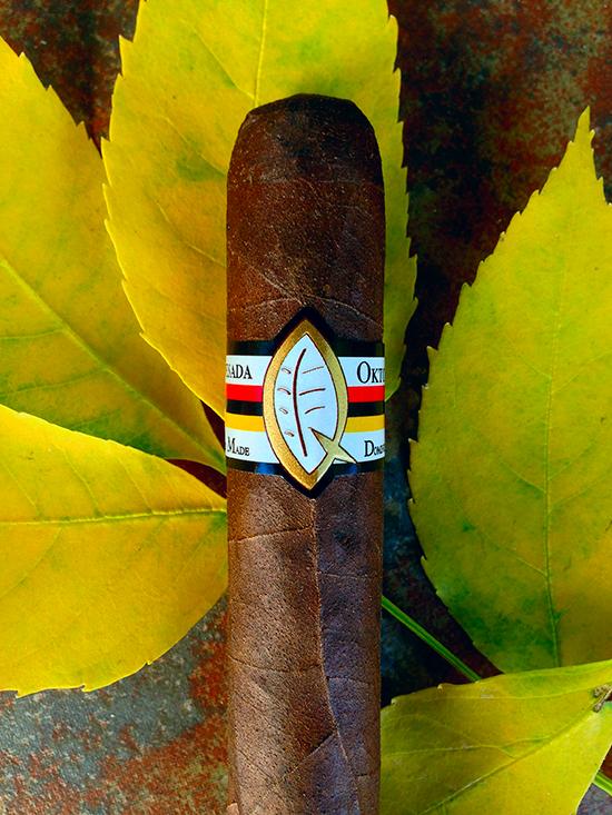 Quesada Oktoberfest Dunkel cigar review