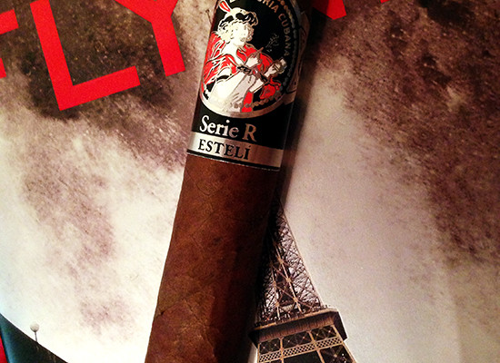La Gloria Cubana Serie R Esteli cigar review