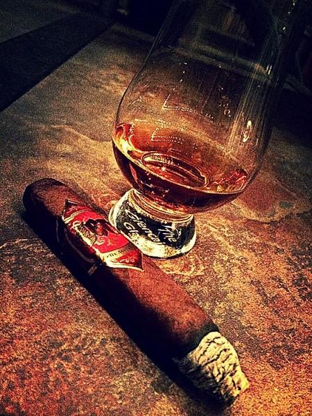 EGO Cigar review