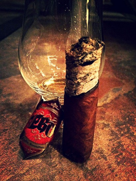 EGO Cigar by Felix Assouline review
