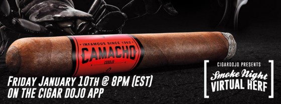 Camacho Cigars Virtual HERF
