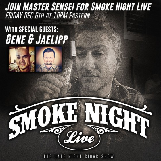 Smoke Night Live episode 1
