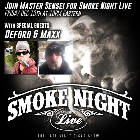 Smoke Night LIVE Episode 2