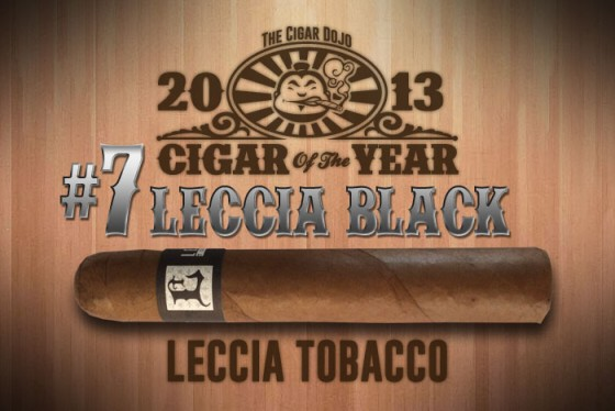Best Cigars of the Year 2013
