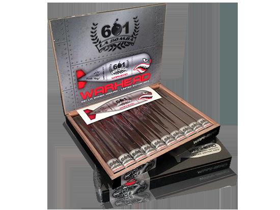 Espinosa Cigars 601 La Bomba Warhead