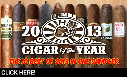 Best Cigars of 2013 Sampler